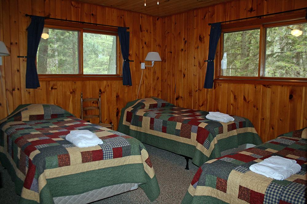 Cabin 10 Second Bedroom