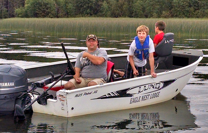 A Minnesota Fishing Vacation at Eagle Nest Lodge